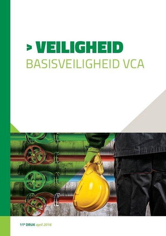 Boek Basisveiligheid VCA Nederlands - A.J. Verduijn |