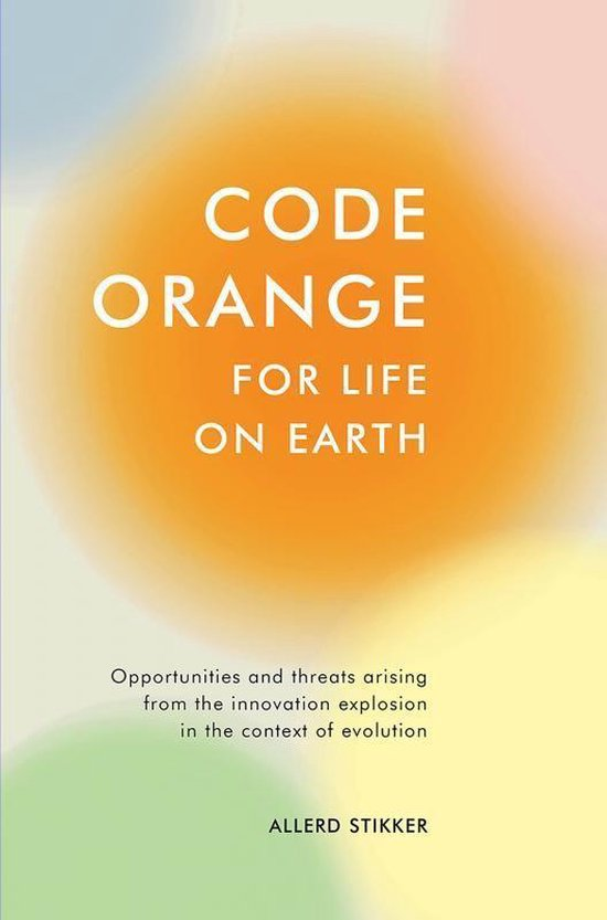 Code orange for life on earth