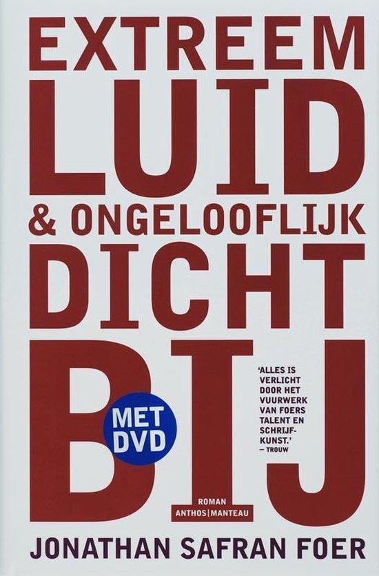 Extreem luid & ongelooflijk dichtbij + dvd - Jonathan Safran Foer | Fthsonline.com