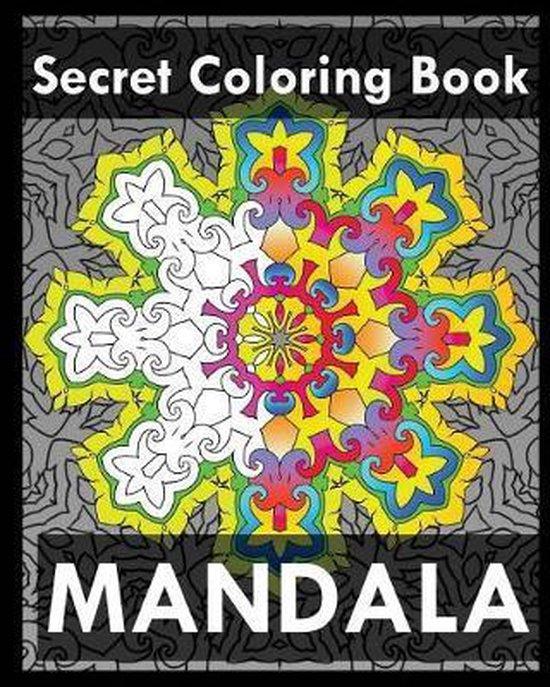 Secret Coloring Book
