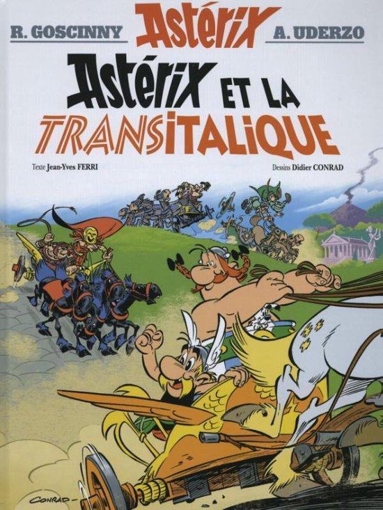 Afbeelding van Asterix et la Transitalique