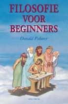 Omslag Filosofie voor beginners