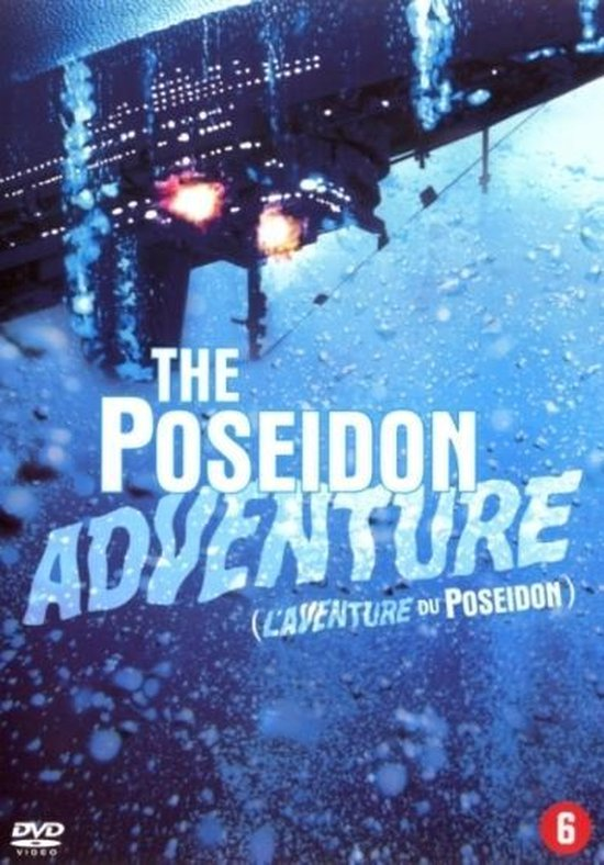Cover van de film 'Poseidon Adventure'
