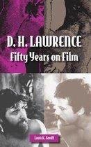 Boek cover D. H. Lawrence van Louis K. Greiff