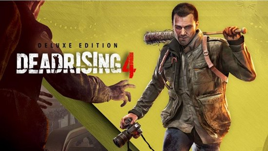 Dead Rising 4: Deluxe Edition – Xbox One Download
