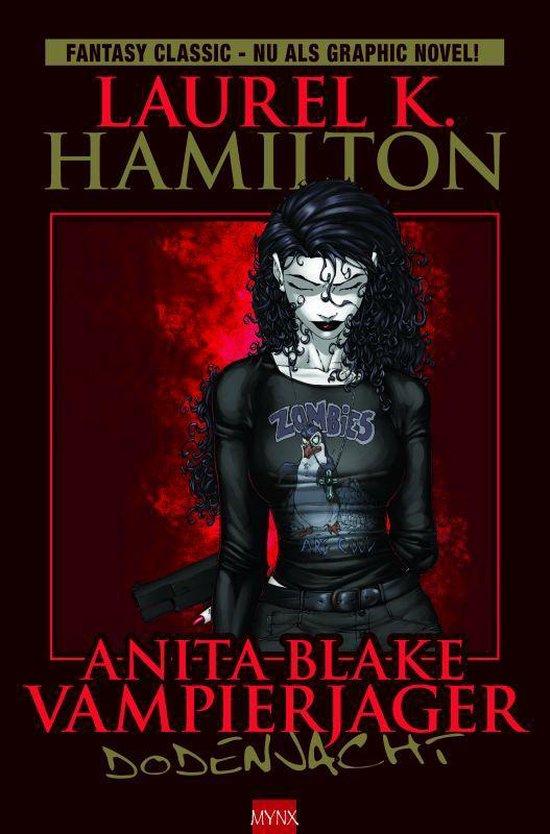 Anita Blake-Vampierjager / Dodenjacht - L Hamilton |