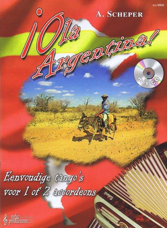 Ola argentina! - Scheper Appie pdf epub