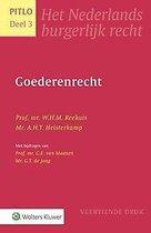 Boek cover Pitlo 3 - Goederenrecht van W.H.M. Reehuis (Hardcover)