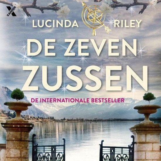 Boek cover De zeven zussen 1 - De zeven zussen van Lucinda Riley (Onbekend)