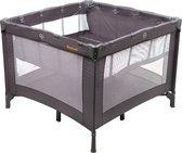 Campingbed en Box inklapbaar Baninni Venezia Luxe set Gray