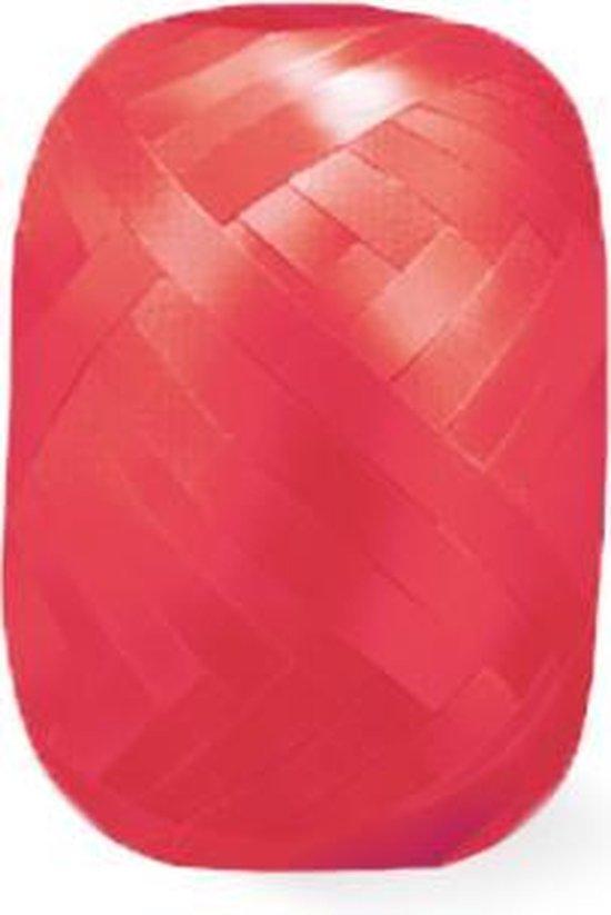 Rood Lint 20 meter x 5mm