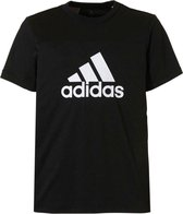 adidas Equipment Jongens Sportshirt - Black/White - Maat 164