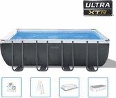 Intex Zwembadset rechthoekig Ultra XTR Frame 549x274x132 cm 26356GN