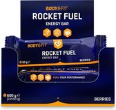 Body & Fit Rocket Fuel Bars - Energiereep - 1 doos (12 repen) - Berries