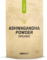 Body & Fit Organic Ashwagandha Poeder Biologisch