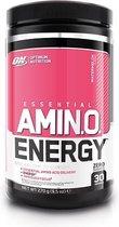 Optimum Nutrition - Amino Energy - Pre-workout / Aminozuren - 270 Gram (30 doseringen) - Watermeloen Smaak - 1 Pot