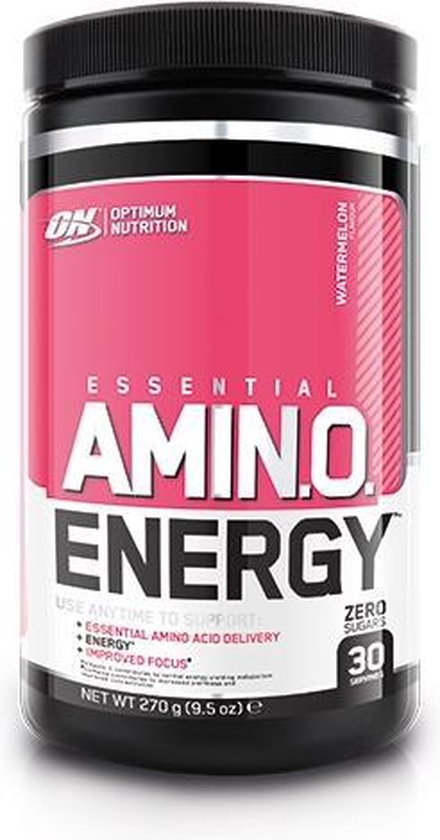 Optimum Nutrition Amino Energy - 270 g (30 doseringen) - Watermelon