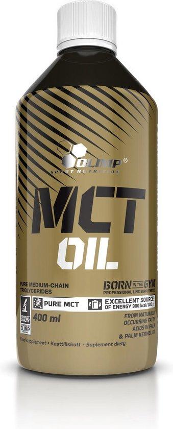 Olimp Supplements - MCT Olie - Naturel - 400 ml