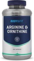 Body & Fit Arginine & Ornithine Premium - Aminozuren - 240 capsules