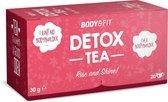 Body & Fit Detox Thee - Dieetvoeding / Dieet Drank - Natuurlijke kruiden - 30 Gram - 20 Stuk