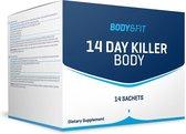 Body & Fit 14 Day Killer Body - Complete Burn, Total Detox & Water Flush - Voor Mannen & Vrouwen - 1 Doos