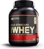 Optimum Nutrition - 100% Whey Gold Standard Double Rich Chocolate - 2270 gram