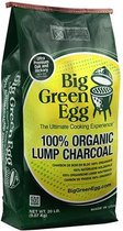 Houtskool Organic Lump, 9kg, Big Green Egg