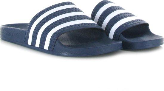 Adidas ADILETTE Blauw - 37