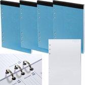 Afbeelding van Kalpa 6200-04 A5 notitieblok - 4 stuks Bullet Journal voor A5 organizer