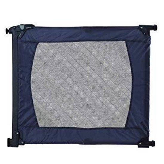 Lindam Opvouwbaar Veiligheidshekje - 71 t/m 92 cm - Blauw