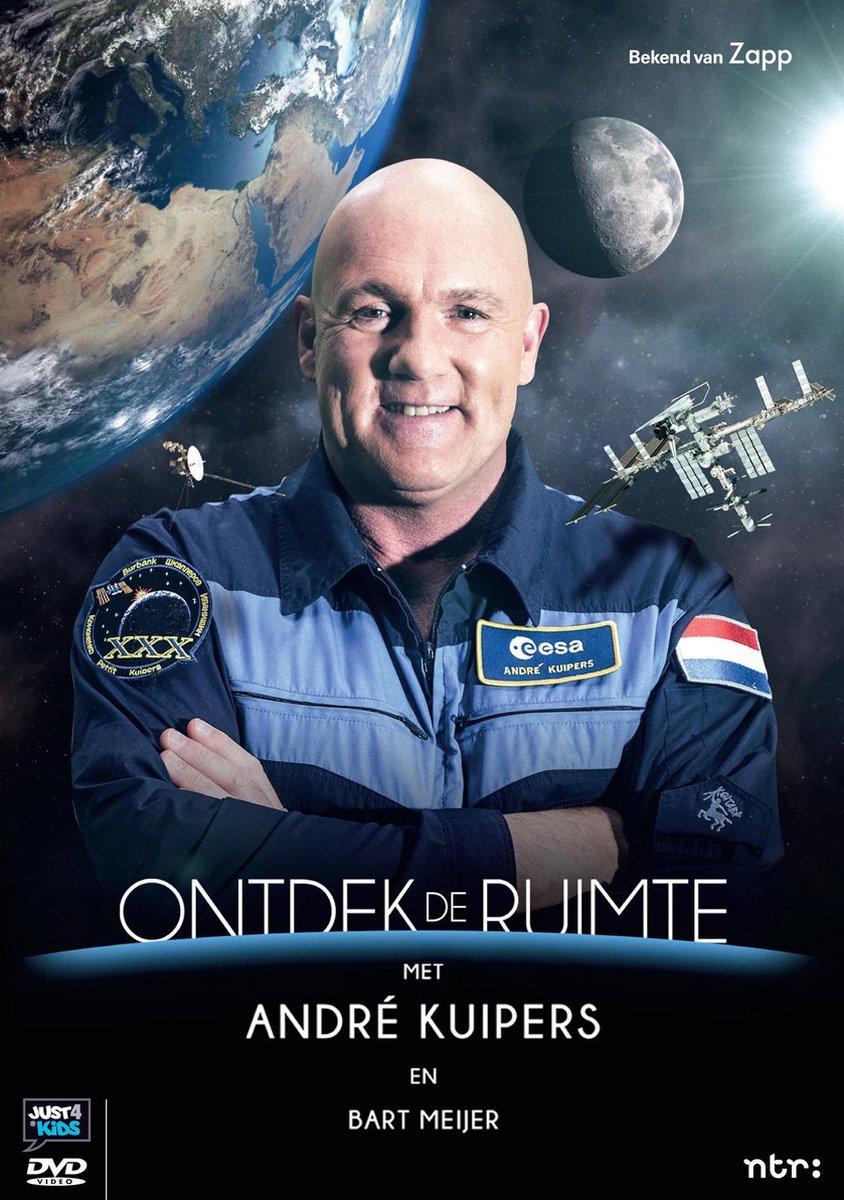 Ontdek De Ruimte Met André Kuipers - 1 Dvd Amaray