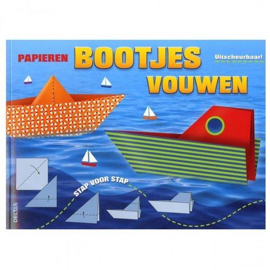 Papieren bootjes vouwen - none |