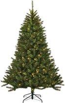 Black Box Kingston Pine - Kunstkerstboom 185 cm hoog - Met energiezuinige LED lampjes