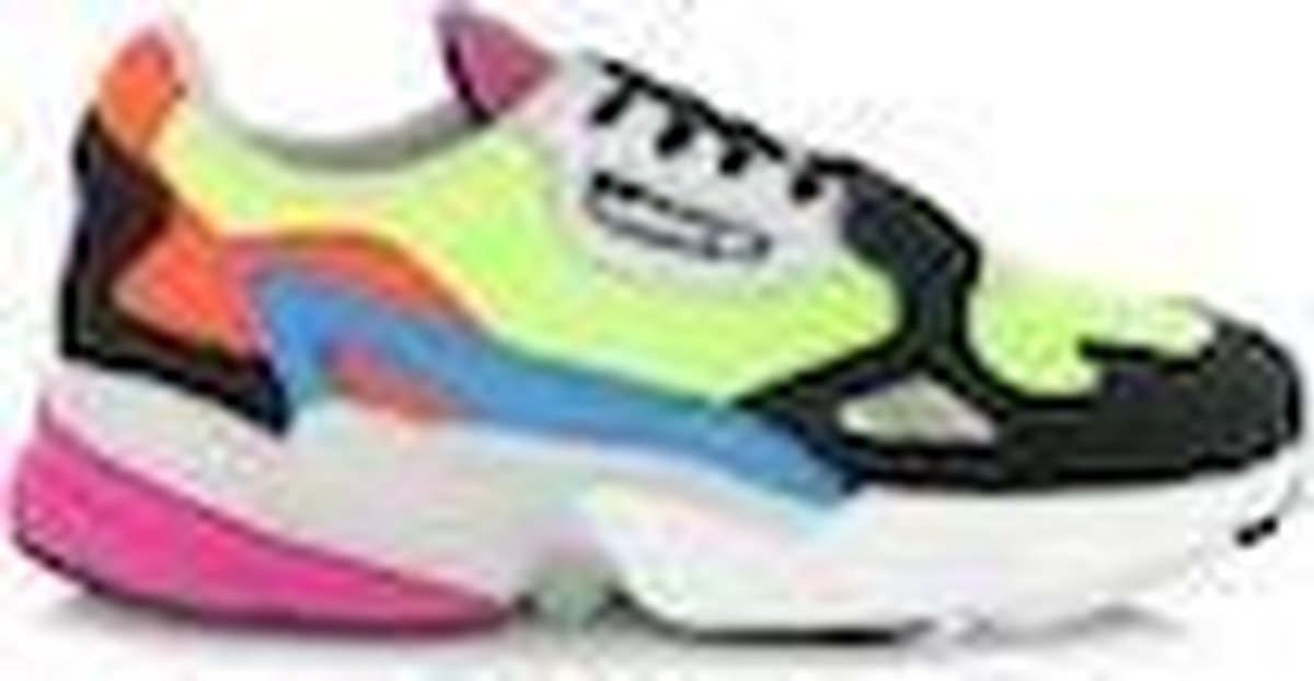 bol.com   Adidas FALCON W Geel - 42