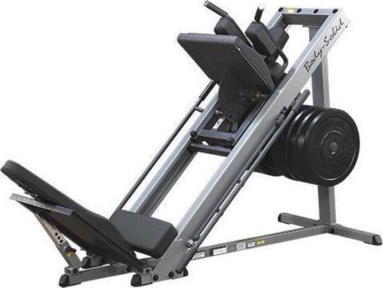 Leg Press & Hack Squat Body-Solid GLPH1100 - Krachtstation