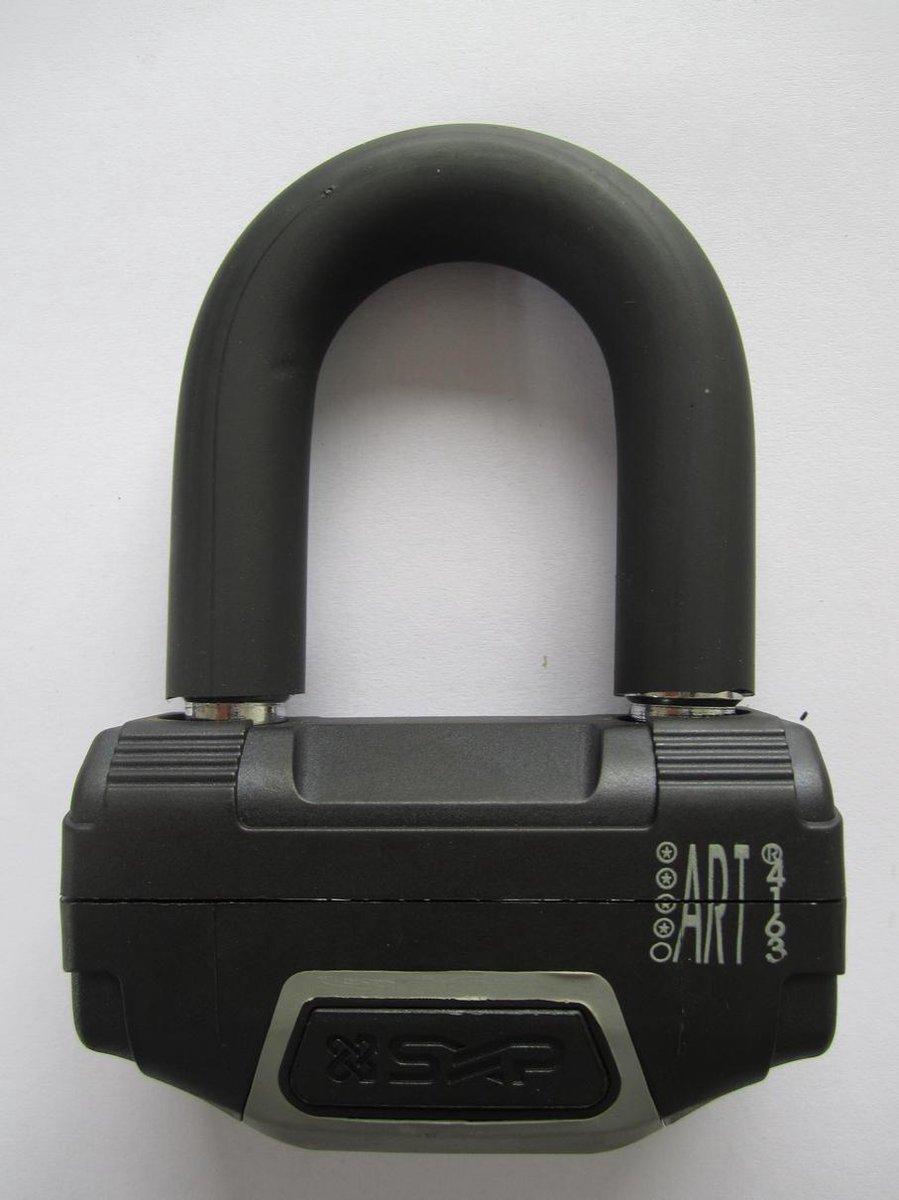 SXP Schijfremslot ART 4 - Zwart
