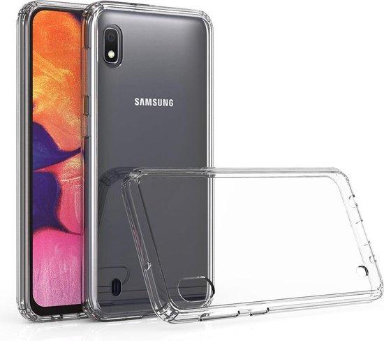 Mobigear Acrylic Protective Hoesje Transparant Samsung Galaxy A10