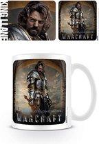 Warcraft King Llane - Mok