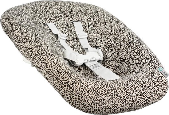 Stokke Newborn Hoes voor TrippTrapp - Zand luipaard