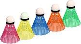 Avento Badminton Shuttles in Koker - Multi-kleur -