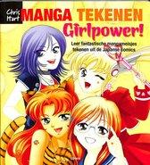 Manga tekenen-girlpower