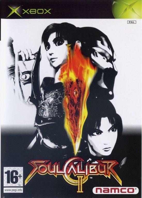 Soul Calibur 2 - Electronic Arts