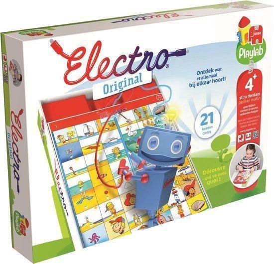 Playlab Electro Original - Educatief Spel