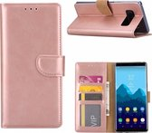 Samsung Galaxy S8 Portemonnee hoesje / booktype case Rose Goud