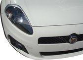 Motordrome Koplampspoilers passend voor Fiat Grande Punto 2005- (ABS)