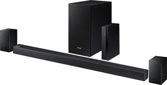 Samsung HW-R470 - Soundbar 4.1 kanalen - Zwart