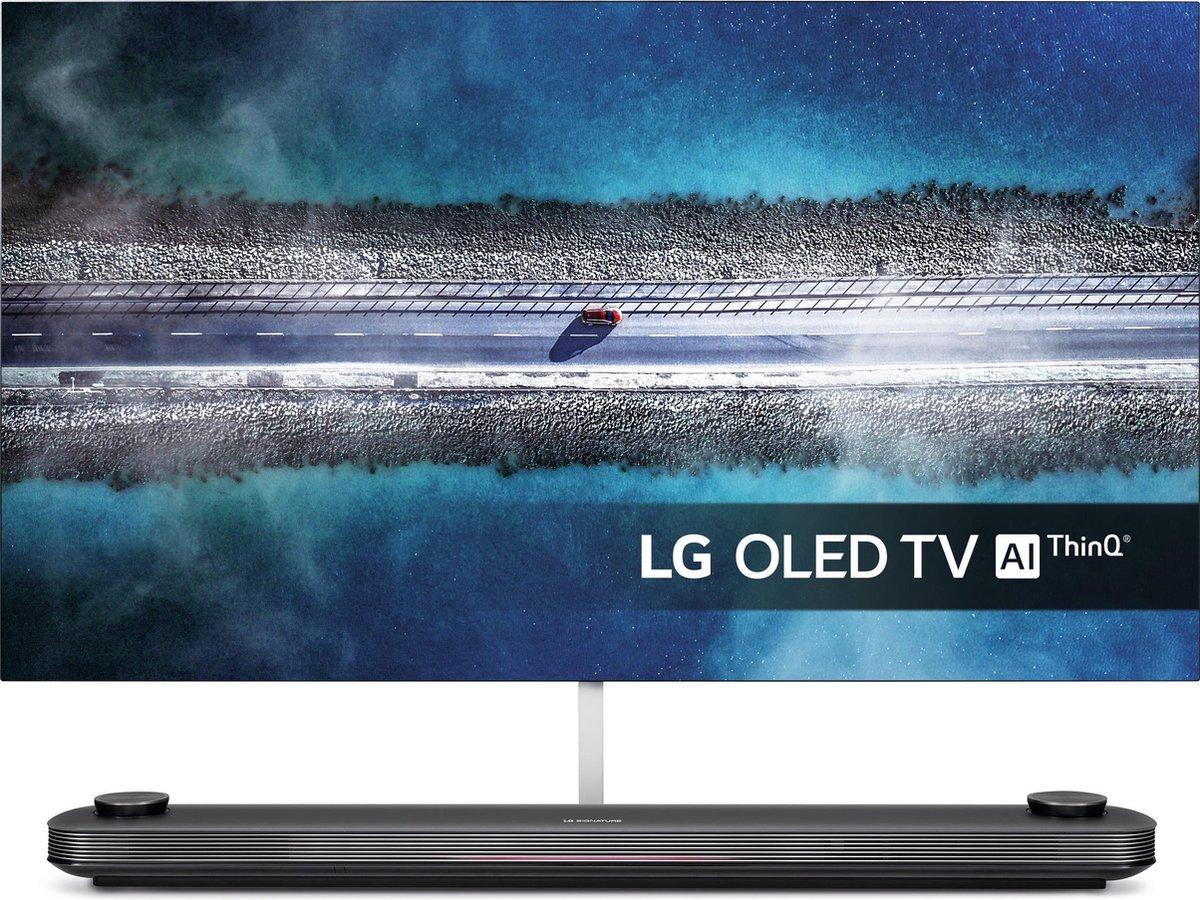 LG SIGNATURE OLED77W9PLA – 4K OLED TV