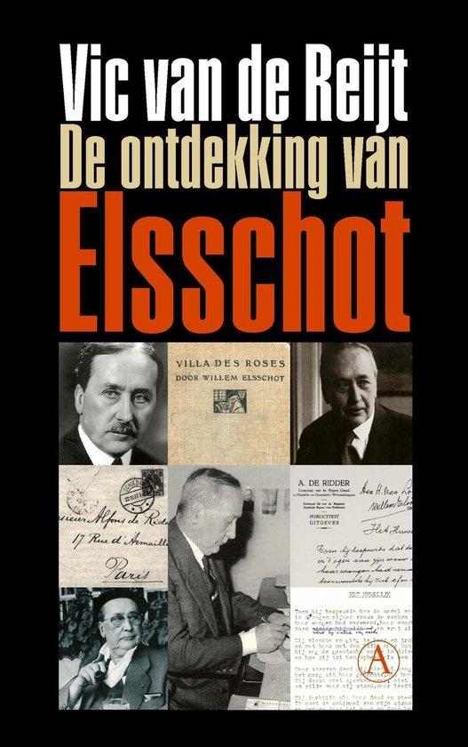 De ontdekking van Elsschot - Vic van de Reijt | Fthsonline.com