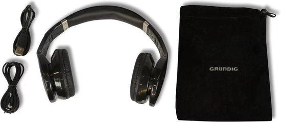 Grundig Bluetooth Headphone koptelefoon Headset 300 mAh 19 x 7 x 19 cm