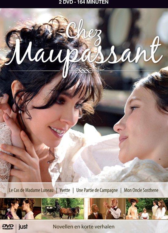 Cover van de film 'Chez Maupassant - Volume 3'